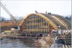 پاورپوینت اصول مهندسی پل- بخش دوم روش های اجرای پل ها